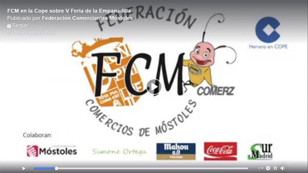 FCM en la Cope sobre V Feria de la Empanadilla